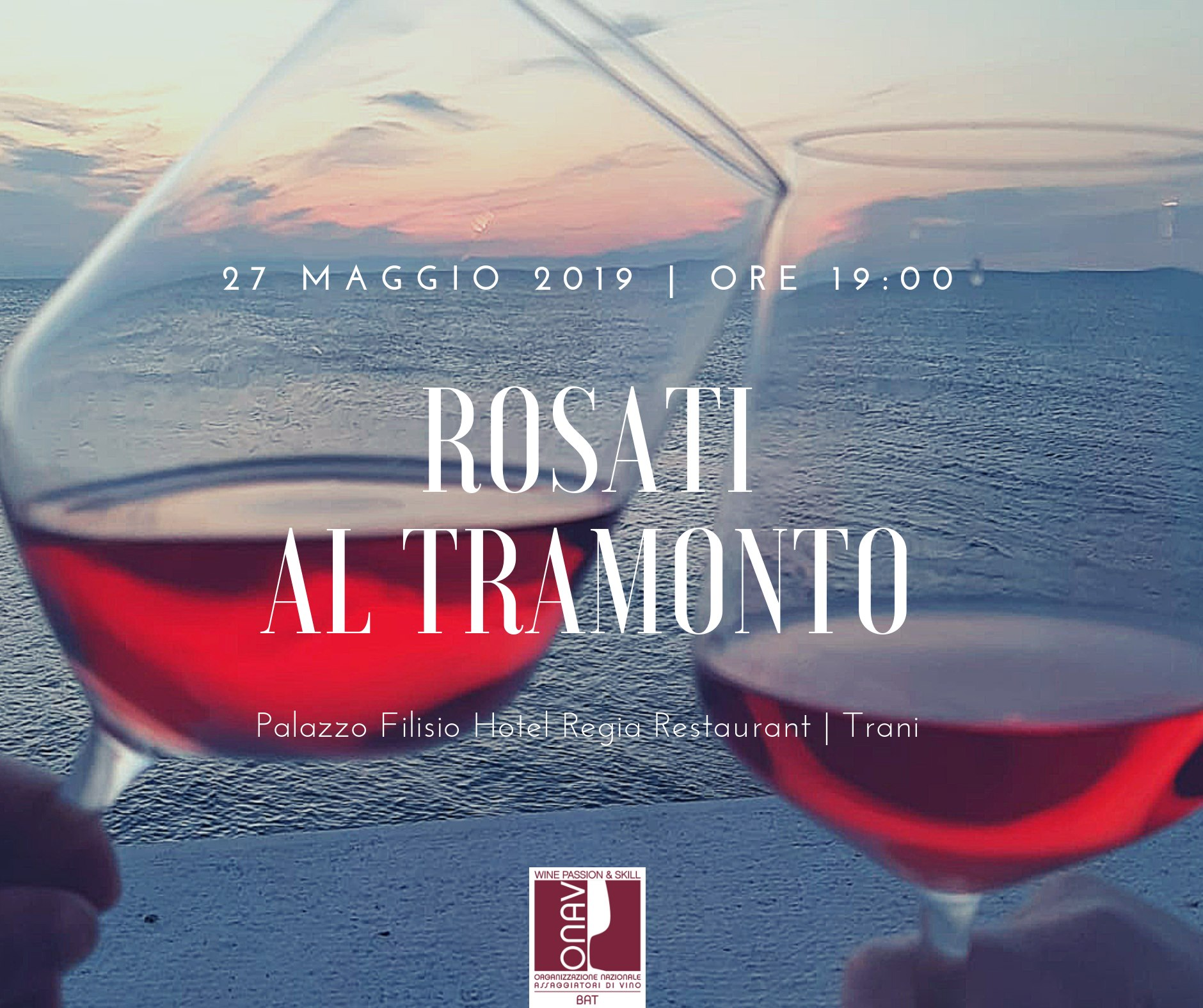 "Cantine Spelonga all'evento ""Rosati al tramonto"""