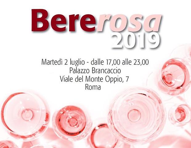 Il Marilina Rosè presente all'ottava edizione di Bererosa