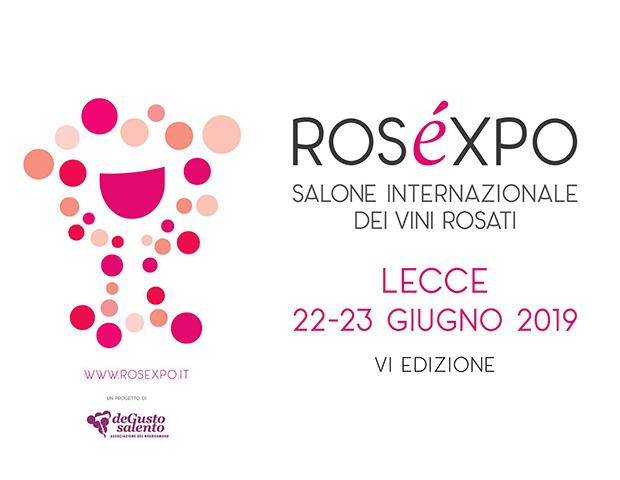 Il Marilina Rosè al Rosèxpo a Lecce