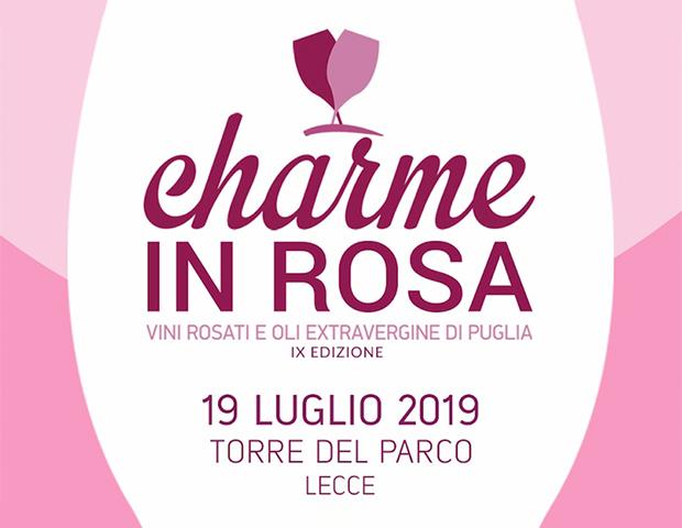 Il Marilina Rosè alla 9a edizione di Charme in Rosa